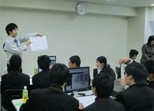 2015/02/05 浦和工業高校 会社見学会